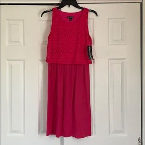 Pink Dress size Small